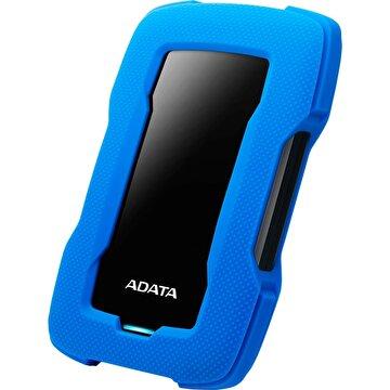 "Picture of Adata 1 TB 2,5"" HD330 Şoka Darbeye Dayanıklı Extra Slim USB 3.1 Taşınabilir Disk Mavi"