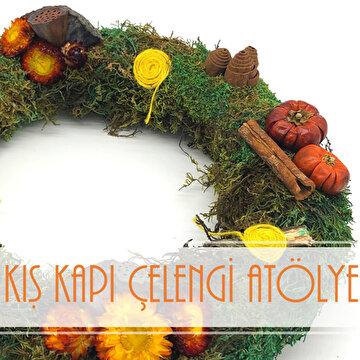 Picture of Afloday Kapı Çelengi Atölyesi Online Workshop Hizmeti