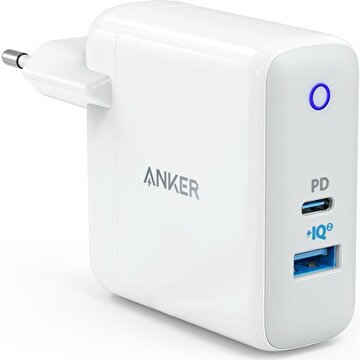 Picture of Anker PowerPort II Power Delivery USB ve USB-C 49.5W Hızlı Şarj Aleti