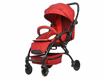 Picture of Babyhope BH-3076 Lavida Plus Travel Puset - Kırmızı