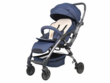 Picture of Babyhope BH-3076 Lavida Plus Travel Puset -Mavi