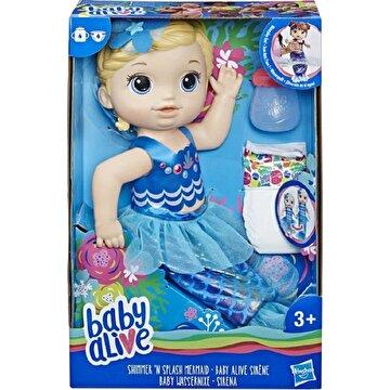 Picture of Baby Alive Deniz Kızı Bebeğim Sarışın