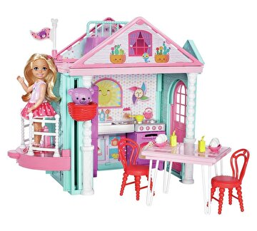 Picture of Barbie Chelsea'nin İki Katlı Evi