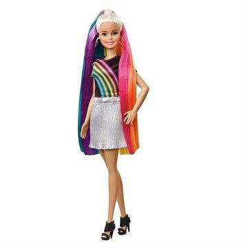Picture of Barbie Gökkuşağı Renkli Saçlar Bebeği