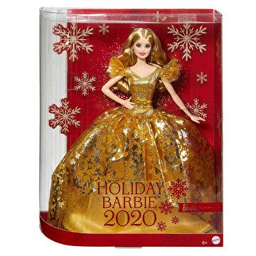 Picture of Barbie 2020 Mutlu Yıllar Bebeği - Sarışın