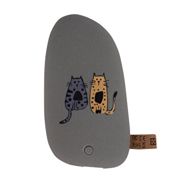 Picture of BiggDesign Cats Gri Powerbank