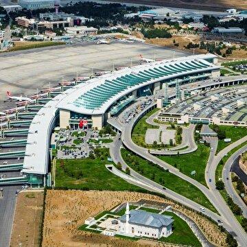 Picture of  Ankara Esenboğa Havalimanı - 2. Bölge Transfer Hizmeti