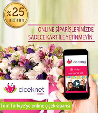 Picture of Çiçeknet %25 İndirim Kuponu