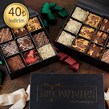 Picture of Brownies by Limburgia 40 TL İndirim Kuponu