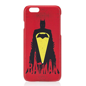 Picture of Batman v Superman Kırmızı iPhone 6/6S Kapak