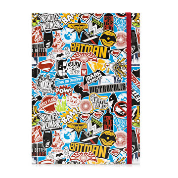 Picture of Batman v Superman Orta Boy Defter