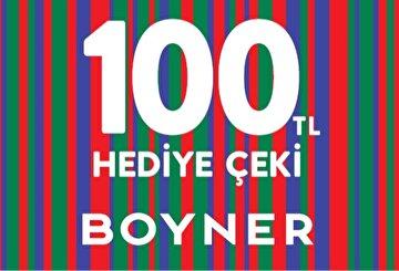 Picture of Boyner 100 TL Dijital Hediye Çeki