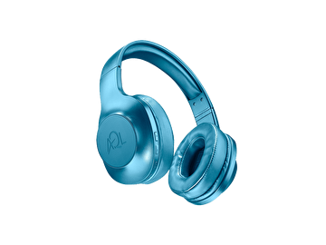 Picture of Cellularline Astros Bluetooth Mavi Kulak Üstü Kulaklık