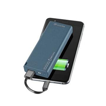 Picture of Cellularline Slim 10000 Mah Powerbank - Mavi