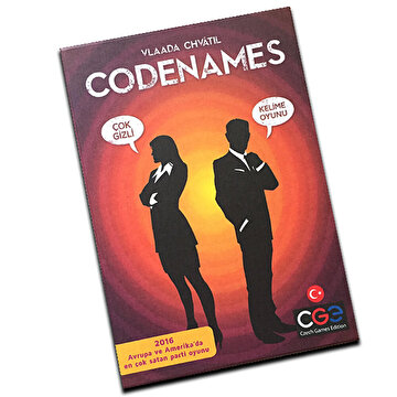 Picture of Codenames Kutu Oyunu