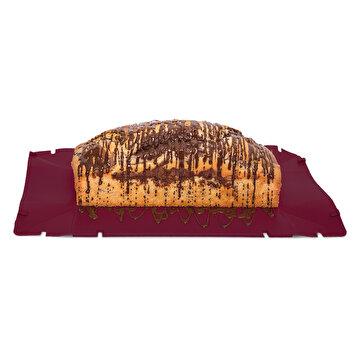 Picture of Coox L beden Koyu Kırmızı Pasta-kek Kalıbı