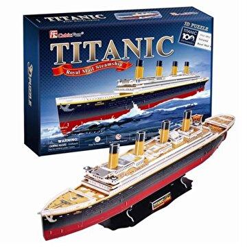 Picture of Cubic Fun 3D 113 Parça Puzzle Titanic Gemisi