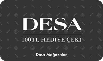 Picture of  Desa 100 TL Dijital Hediye Çeki