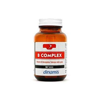 Picture of Dinamis Vitamin B COMPLEX 50 Kapsül