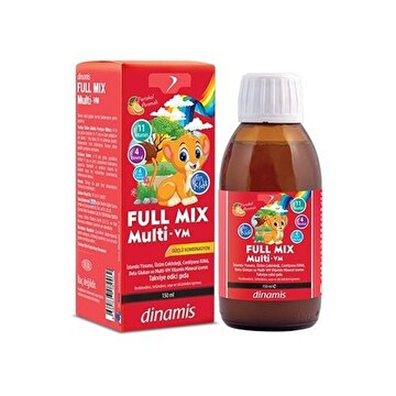 Picture of Dinamis Full Mix Multi-VM Şurup