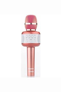 Picture of Doppler Karaoke Mikrofon KTV250 (Işık ve Sünger Hediyeli)Pembe