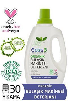Picture of Ecos3 Organik Bulaşık Makinesi Jeli (750 Ml - 30 Yıkama)