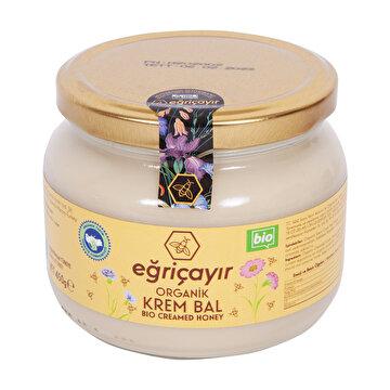 Picture of Eğriçayır Organik Krem Bal 450 gr