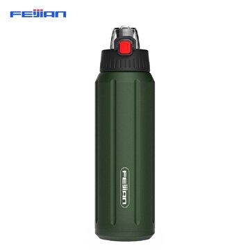 Picture of Feijian FS-045-05A 450 ml Yeşil Çelik Termos