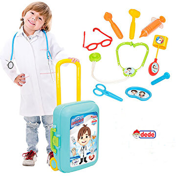 Picture of Dede Candy & Ken Doktor Set Bavulum
