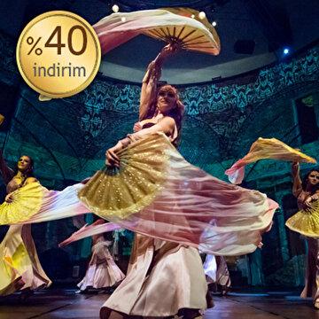 Picture of Hocapaşa Kültür Merkezi Dansın Ritmi Gösterisi Giriş Biletlerinde %40 indirim Kuponu