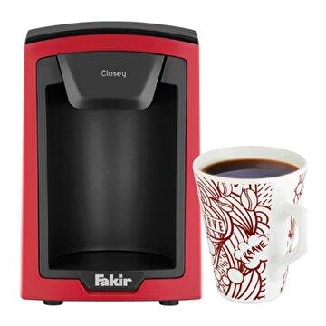 Picture of Fakir Closey Filtre Kahve Makinesi Kırmızı