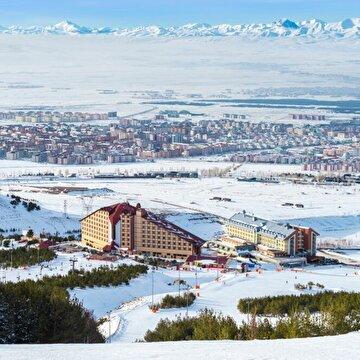 Picture of Erzurum Havalimanı – Palandöken Tek Yön Transfer