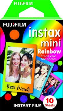 Picture of Fujifilm Instax Mini Rainbow 10'Lu Film