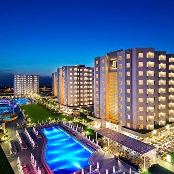 Picture of Grand Park Lara Hotel 3 Gece 2 Kişi Her Şey Dahil Konaklama