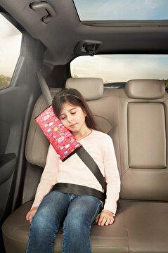 Picture of Happy Hop Emniyet Kemeri Yastığı Sleepyhead Love