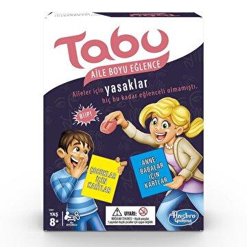 Picture of Tabu Aile Boyu Eğlence