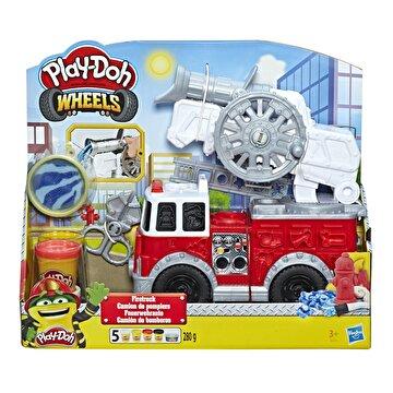 Picture of Play-Doh Çalışkan İtfaiye Aracı