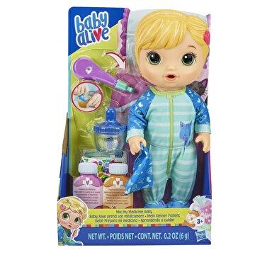 Picture of Baby Alive Bebeğim Hasta Oldu Sarışın