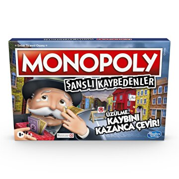 Picture of Monopoly Şanslı Kaybedenler