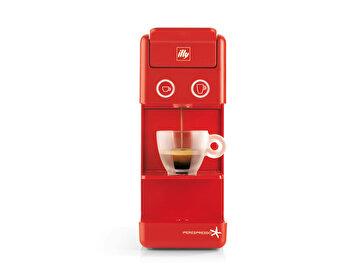Picture of illy Y3.2 Ipso Home Kırmızı Espresso Kahve Makinesi