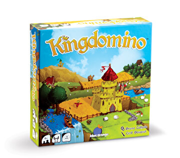Picture of Kingdomino Kutu Oyunu