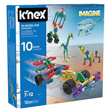 Picture of K'Nex Imagine 10 Farklı Model Set 17009