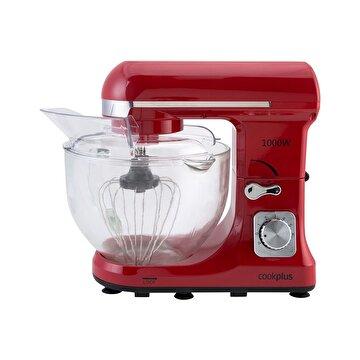Picture of Cookplus MK-37 Quick Chef 1001 Mutfak Şefi Stand Mikser Kırmızı