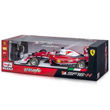 Picture of Maisto 1/14 F-1 Ferrari SF16-H Racing R/C Sebastian Vettel & Kimi Raikkonen