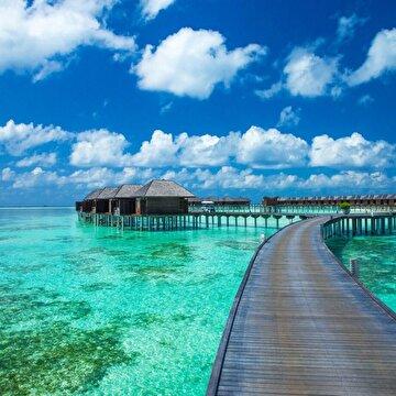 Picture of Maldivler' de 4 Gece 4 Yıldızlı Otelde Kişi Başı Yarım Pansiyon Konaklama