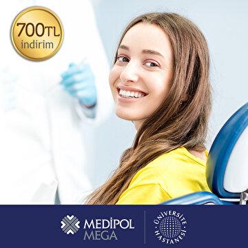 Picture of Medipol Mega Diş Hastanesi Ağız Bakım Paketi'nde 700 TL İndirim Kuponu
