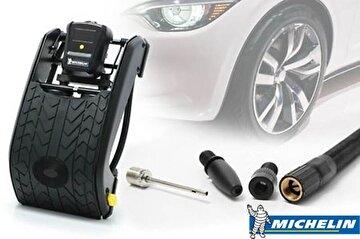 Picture of Michelin MC12209 Dijital Basınç Göstergeli Çift Pistonlu Ayak Pompası