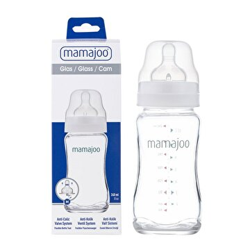Picture of  Mamajoo Cam Biberon 240ml