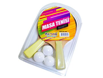 Picture of Matrax Masa Tenisi Raketi