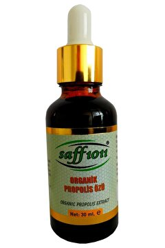 Picture of Saff 1011 Organik Propolis Özü - Alkol Bazlı ( 30 ml )